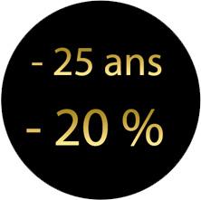 -25ans -20%